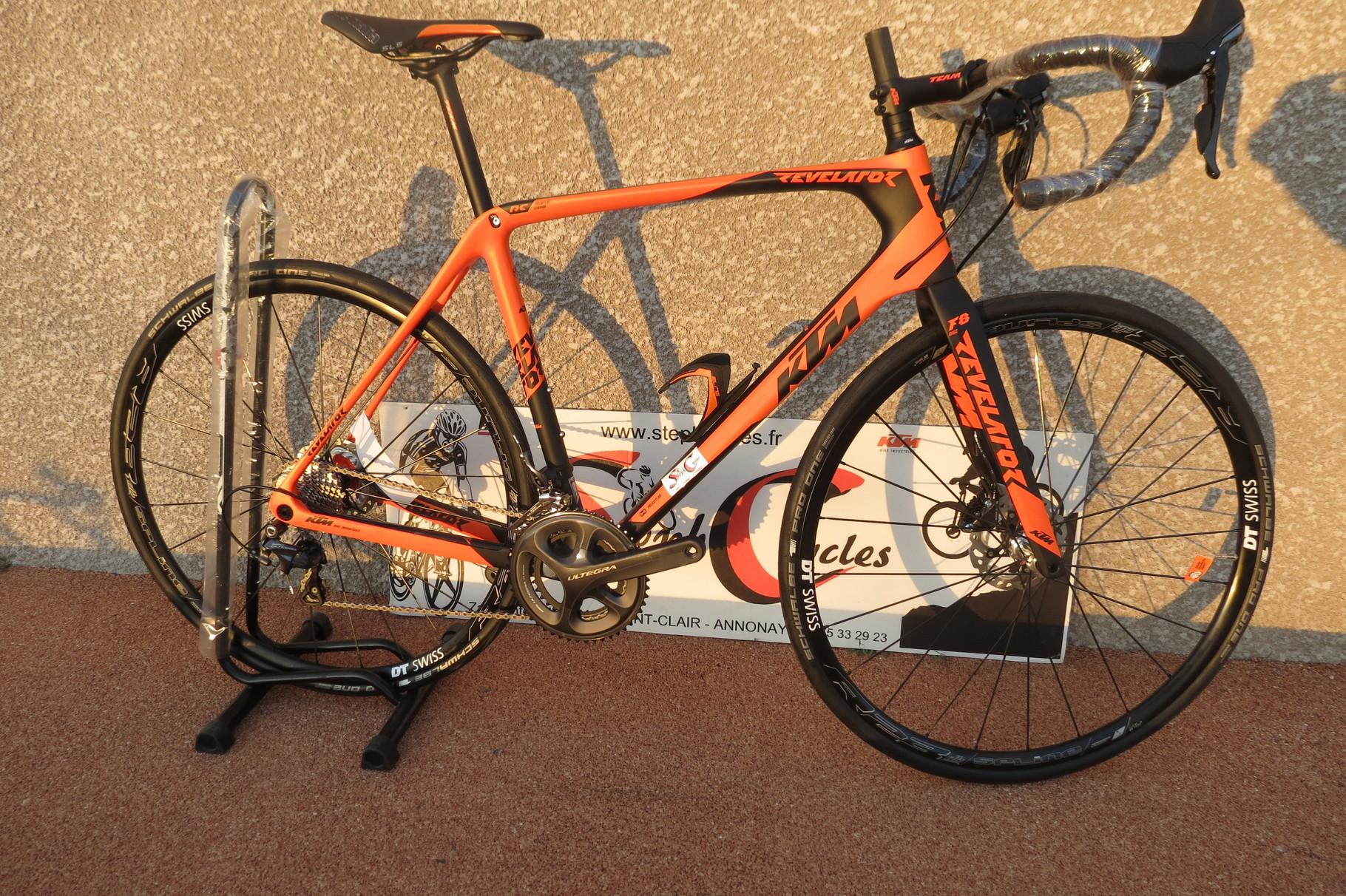 DECEMBRE  la révolution du vélo route !!!!  KTM révélator SKY