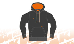 sweat capuche KTM 59€95
