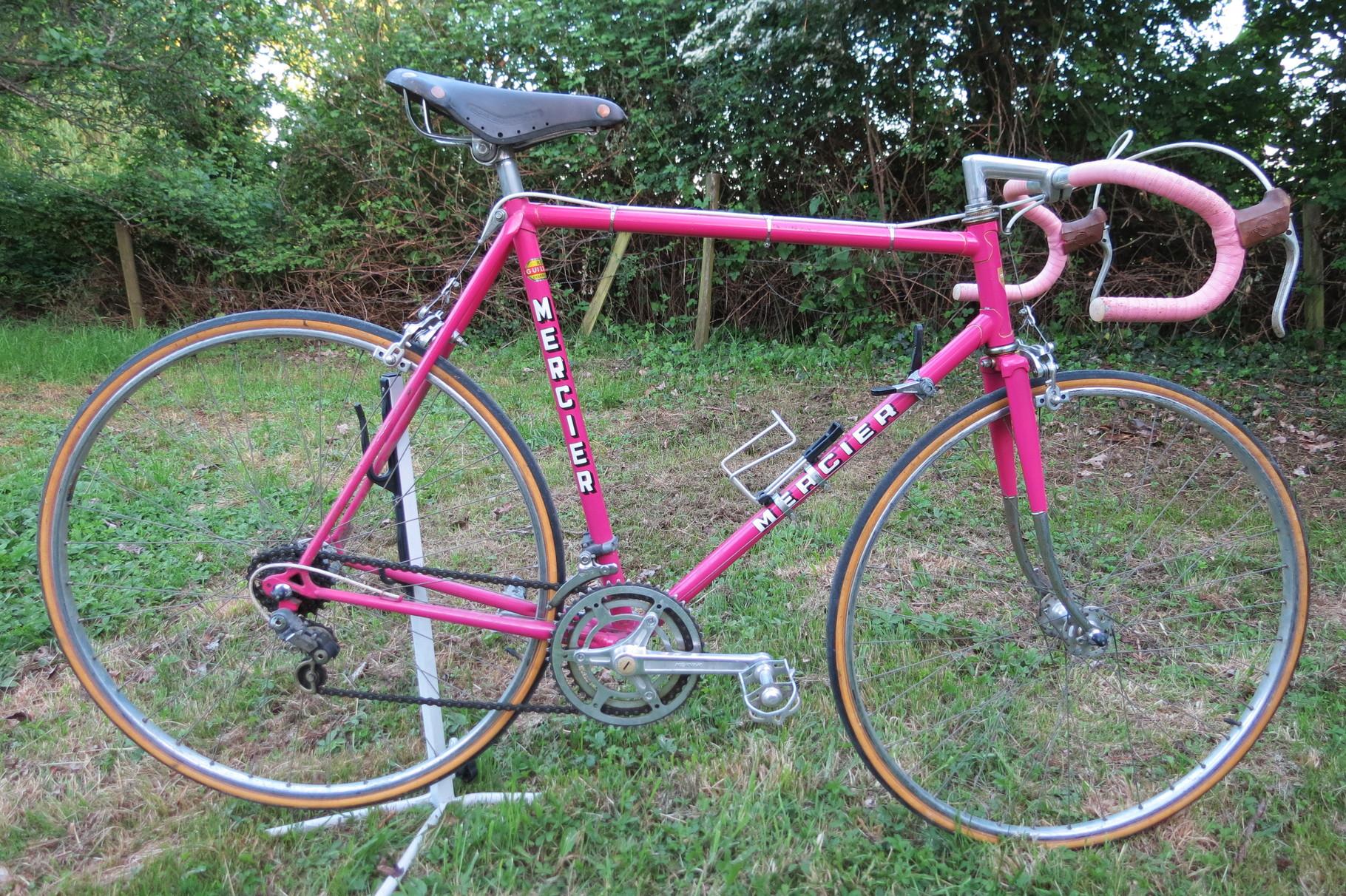 MARS  mon nouveau vélo un MERCIER de 1971