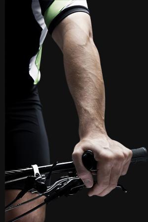avec poignée spirgrips, confort,performance, élimine les douleurs articulaires et musculaires