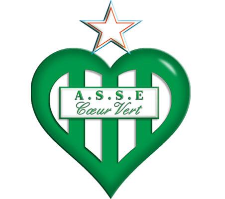 association ASSE  coeur vert