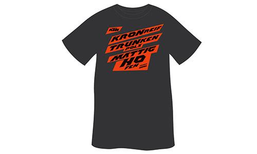 tee shirt KTM   24€95