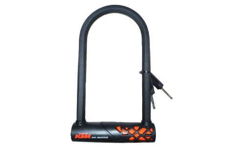 antivol U KTM 11mm   36€95