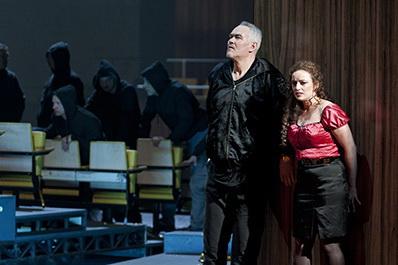 Rigoletto (Sparafucile), Deutsche Oper Berlin                                                                                                                 (c)