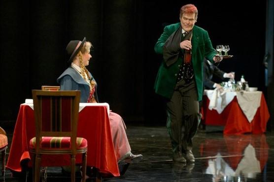 Der Rosenkavalier (Baron Ochs), Deutsche Oper Berlin                                                                                             (c)