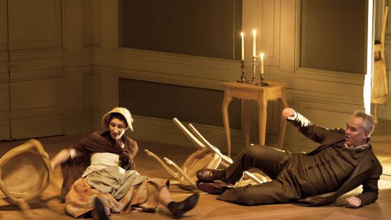 Der Rosenkavalier (Baron Ochs), Vlaamse Opera Antwerpen                                                                              (c)