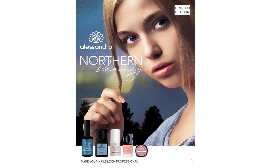 Northern Beauty - die neuen Frühlingsfarben von Alessandro