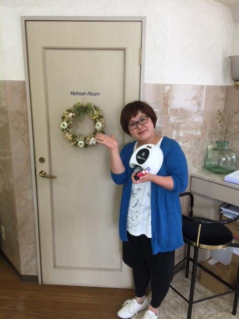 浜松市中区美容院 サロン・ド・グリーン 春 夏 秋 冬 オフ デザイン ジェルネイル