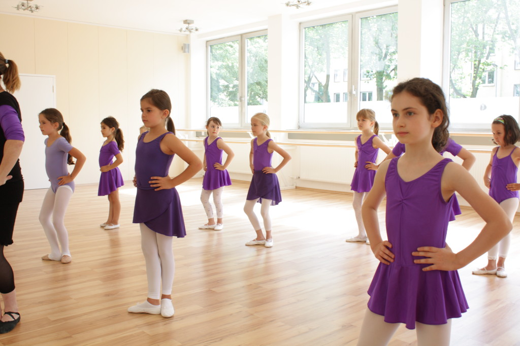 Ballettuntericht ab 5 Jahren