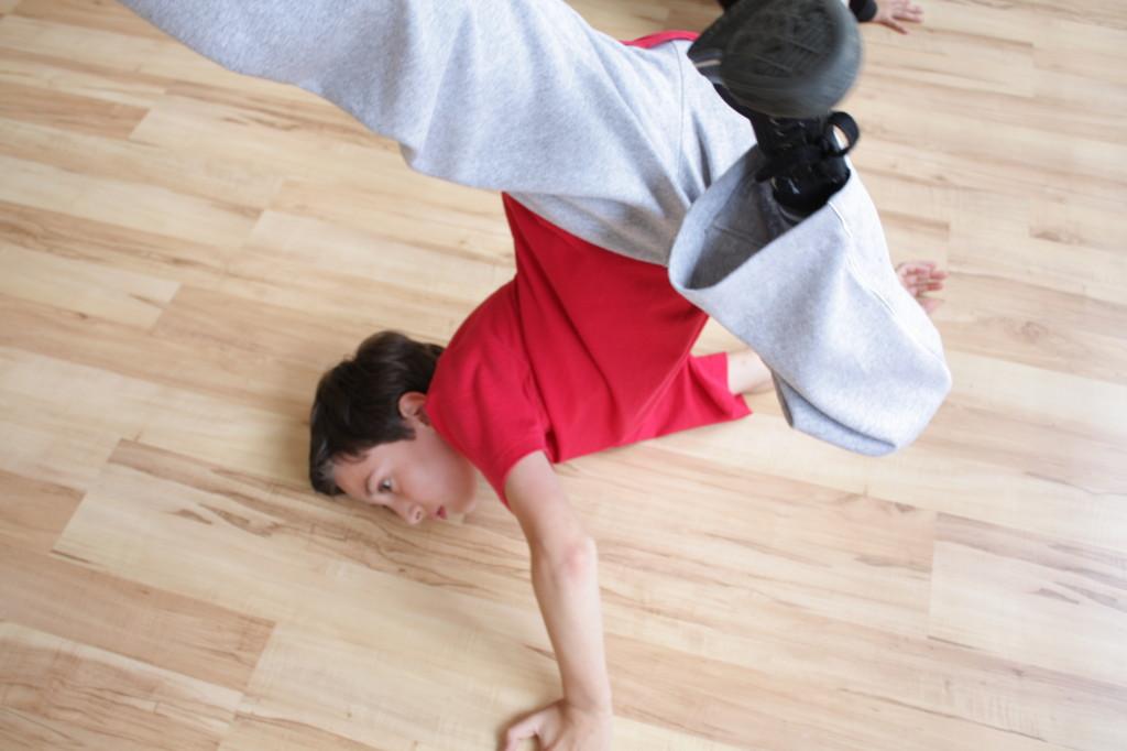 Breakdance ab 5 Jahren