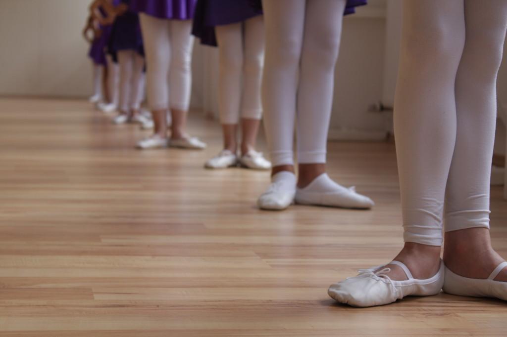 Ballettförderunterricht ab 8 Jahren