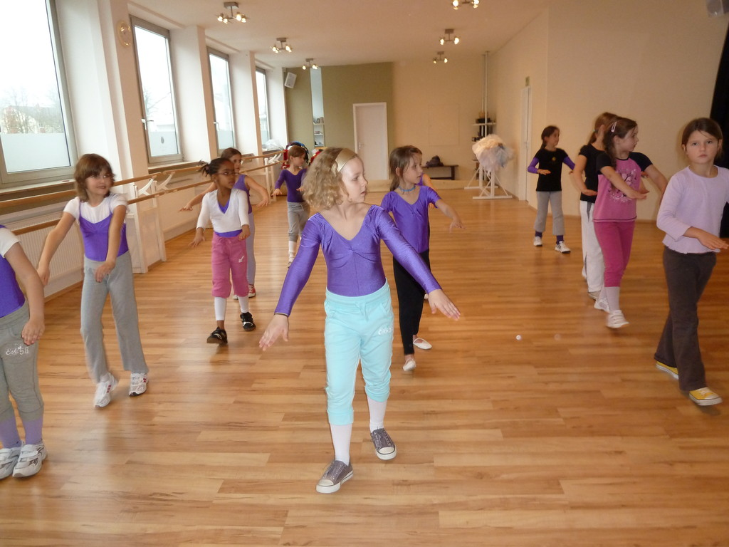 HIP HOP im Workshop