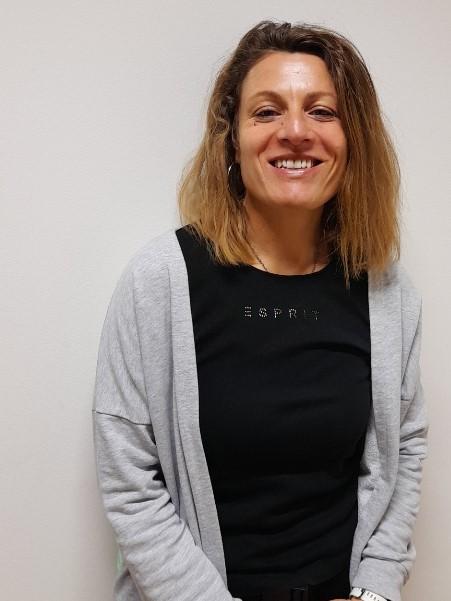 Astrid Günther, Spielgruppenleiterin