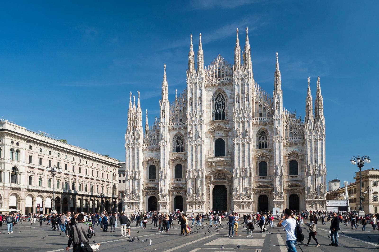 Mailänder Dom (Duomo di Milano)