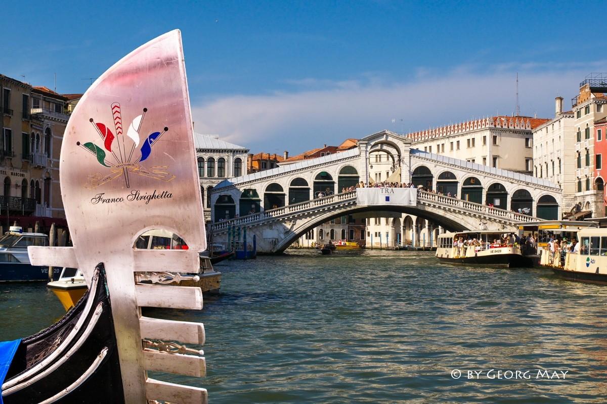 Venedig, Ponte Rialto