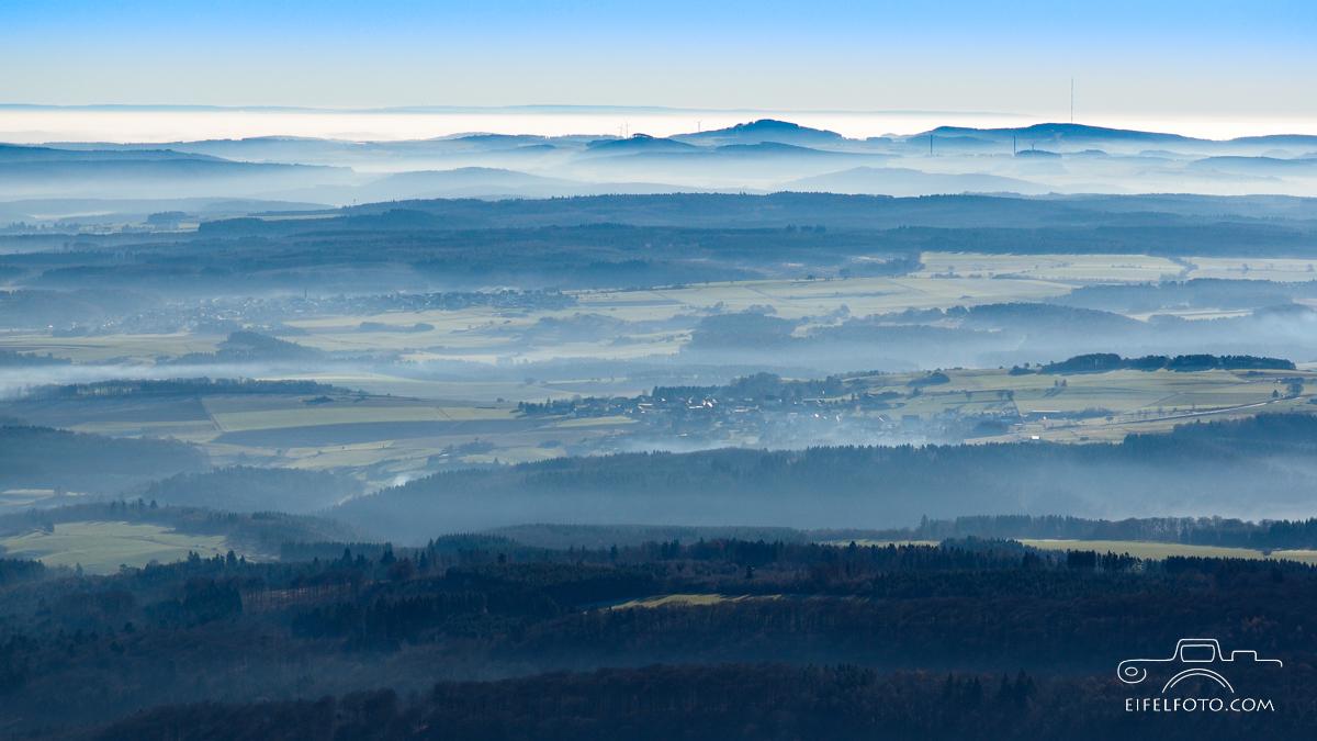 Blick über die Südeifel