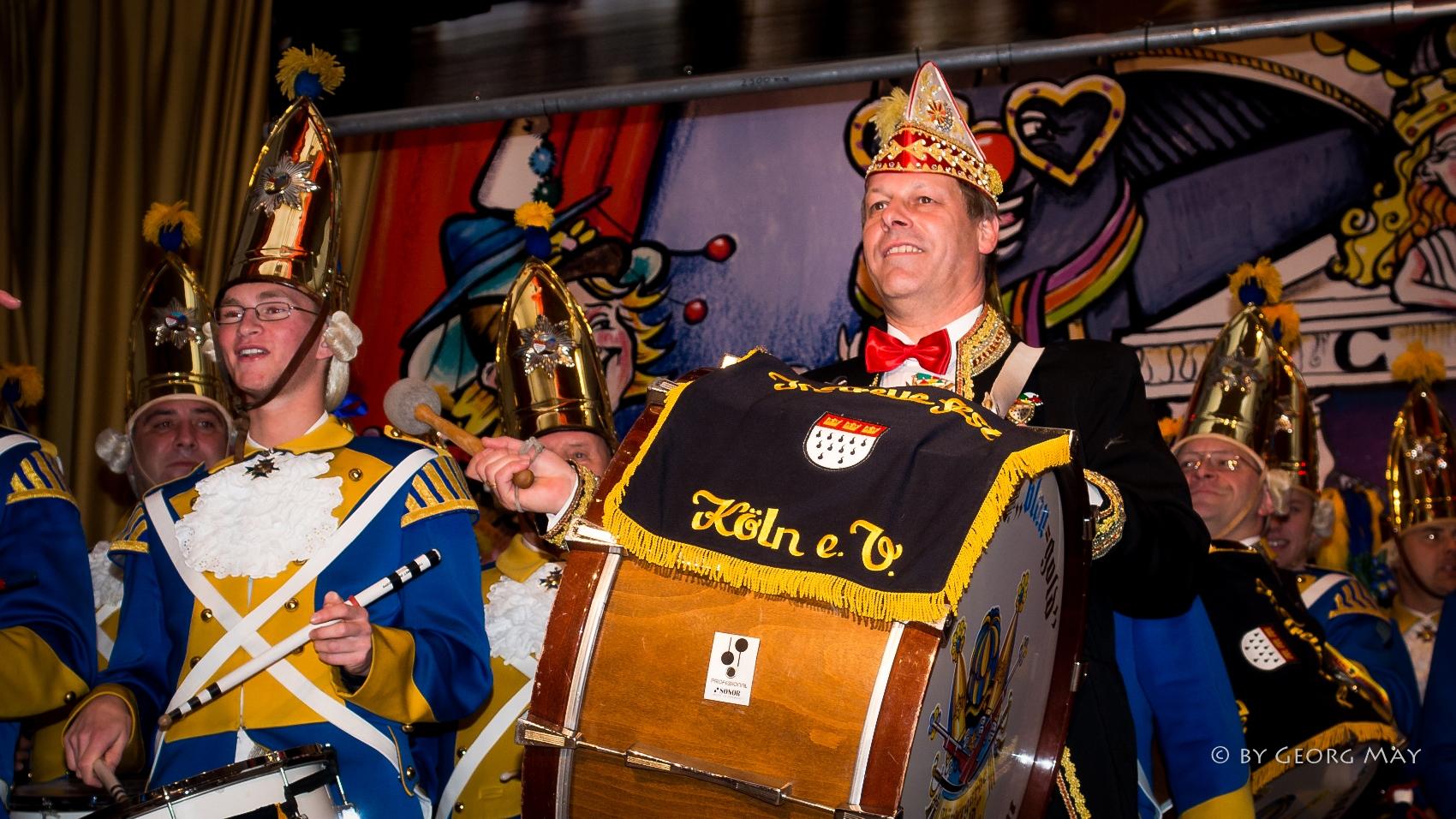Markus Ritterbach - langjähriger Präsident des Festkomittes Kölner Karneval