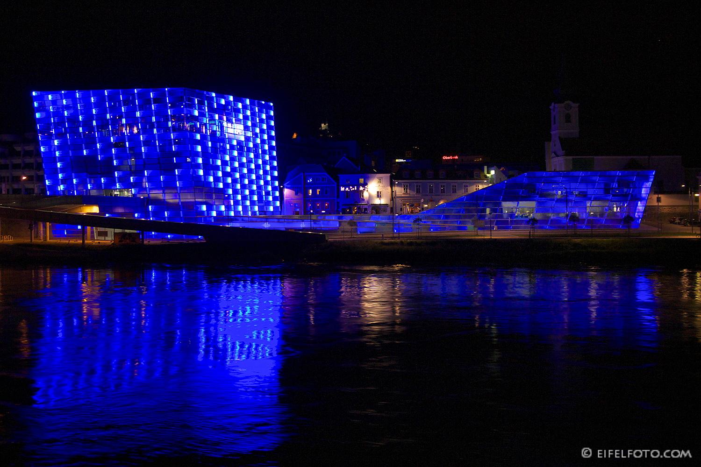 Ars Electronica Center Linz, Donau