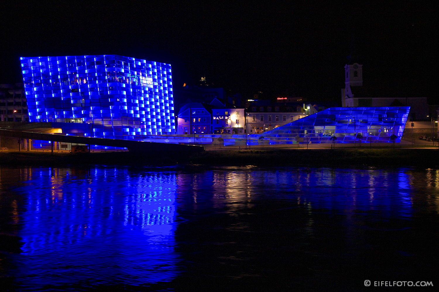 Ars Electronica Center Linz, Donau