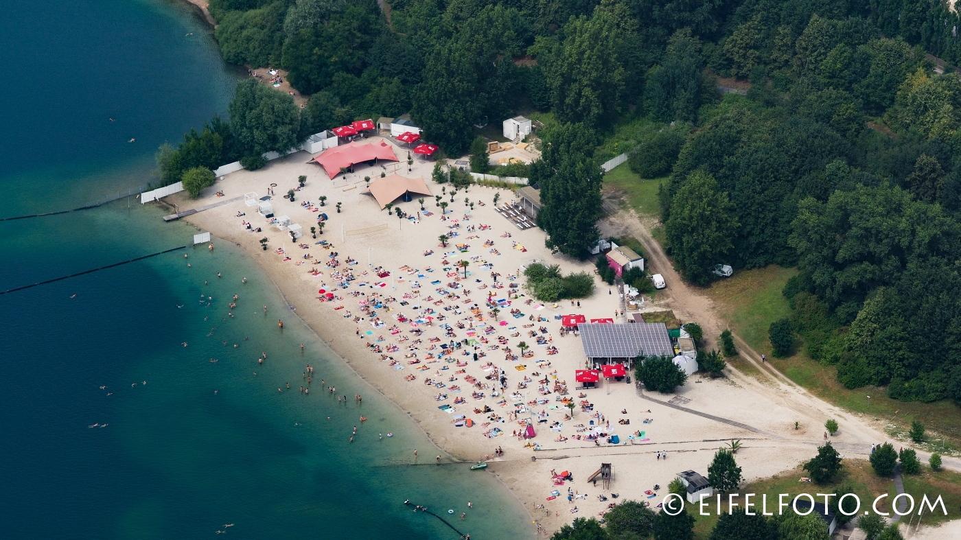 "Sundown Beach am Escher See - ""Kölsche Riviera"""