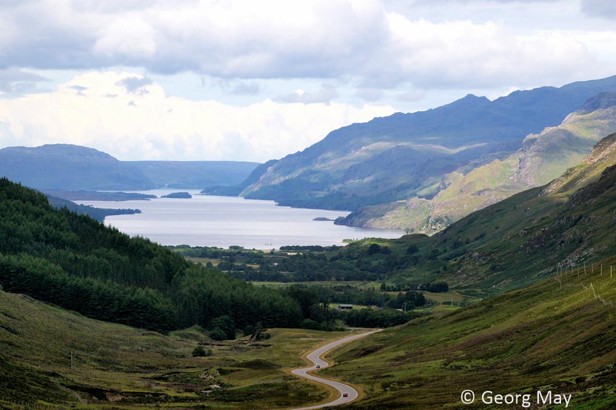 An Schottlands Westküste