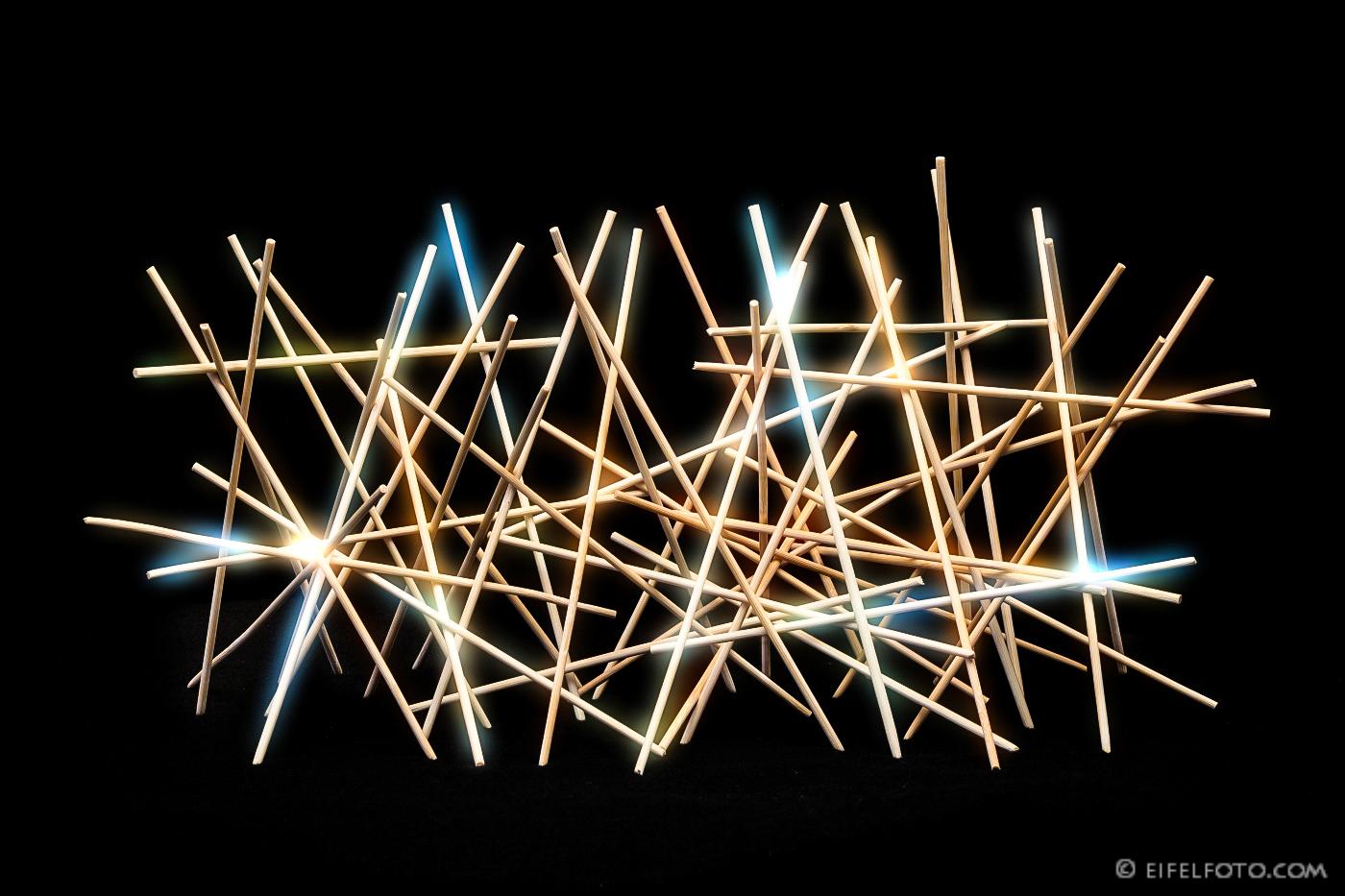 Lichtspiele - LZB mit Holz & Licht
