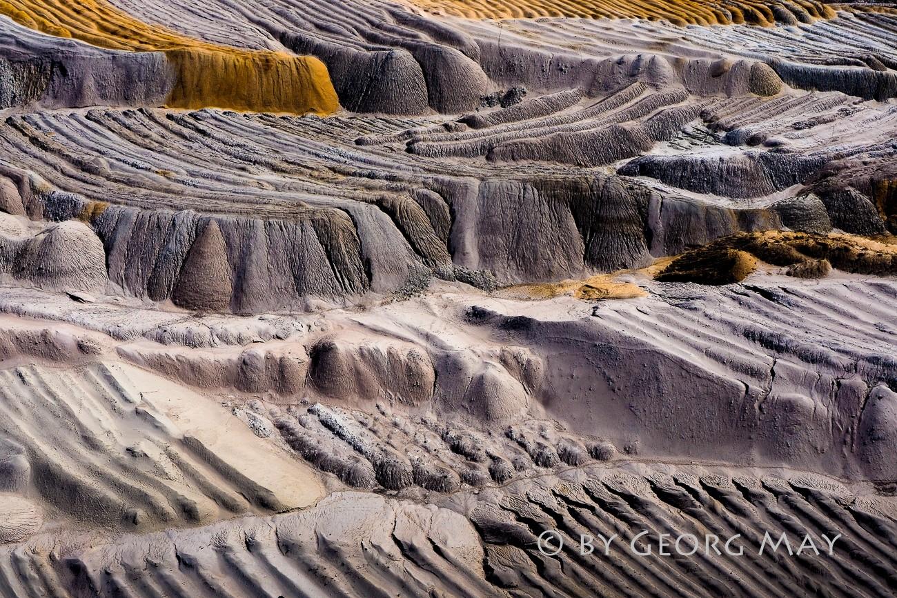Abraumhalden Tagebau Garzweiler