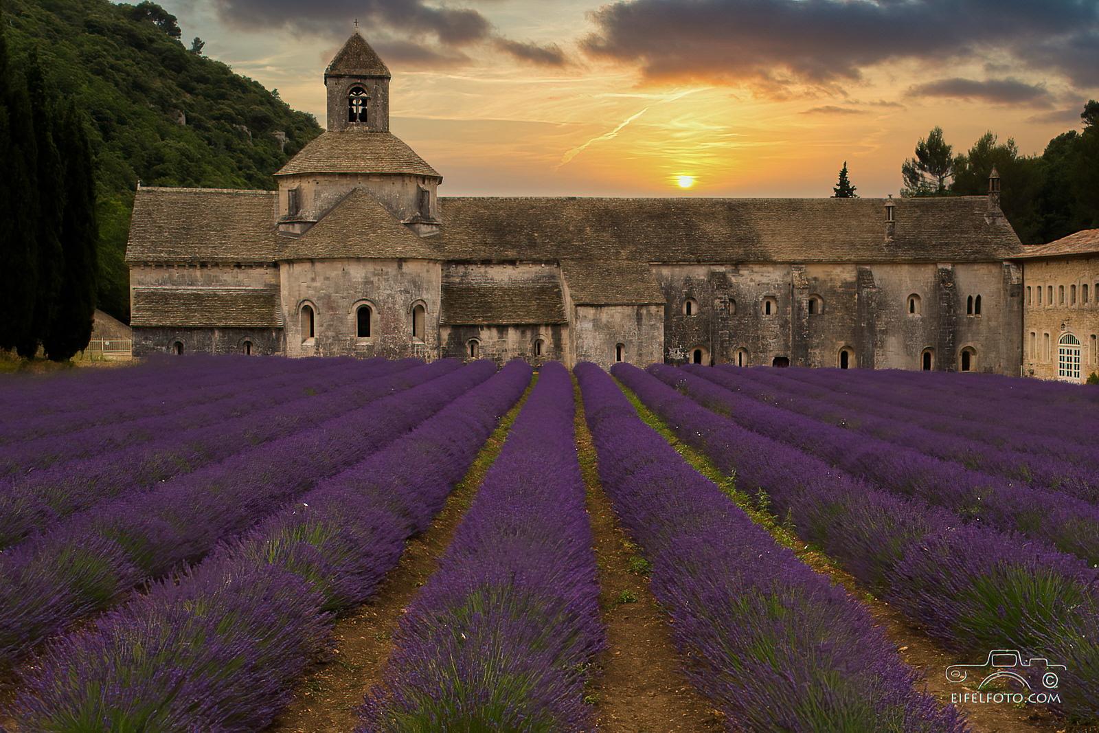 Zisterzienserabtei Sénaque, Provence