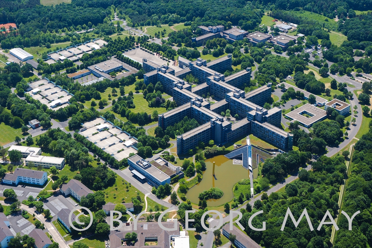 Hauptsitz des Bundesverteidigungsministeriums Bonn-Hardhöhe