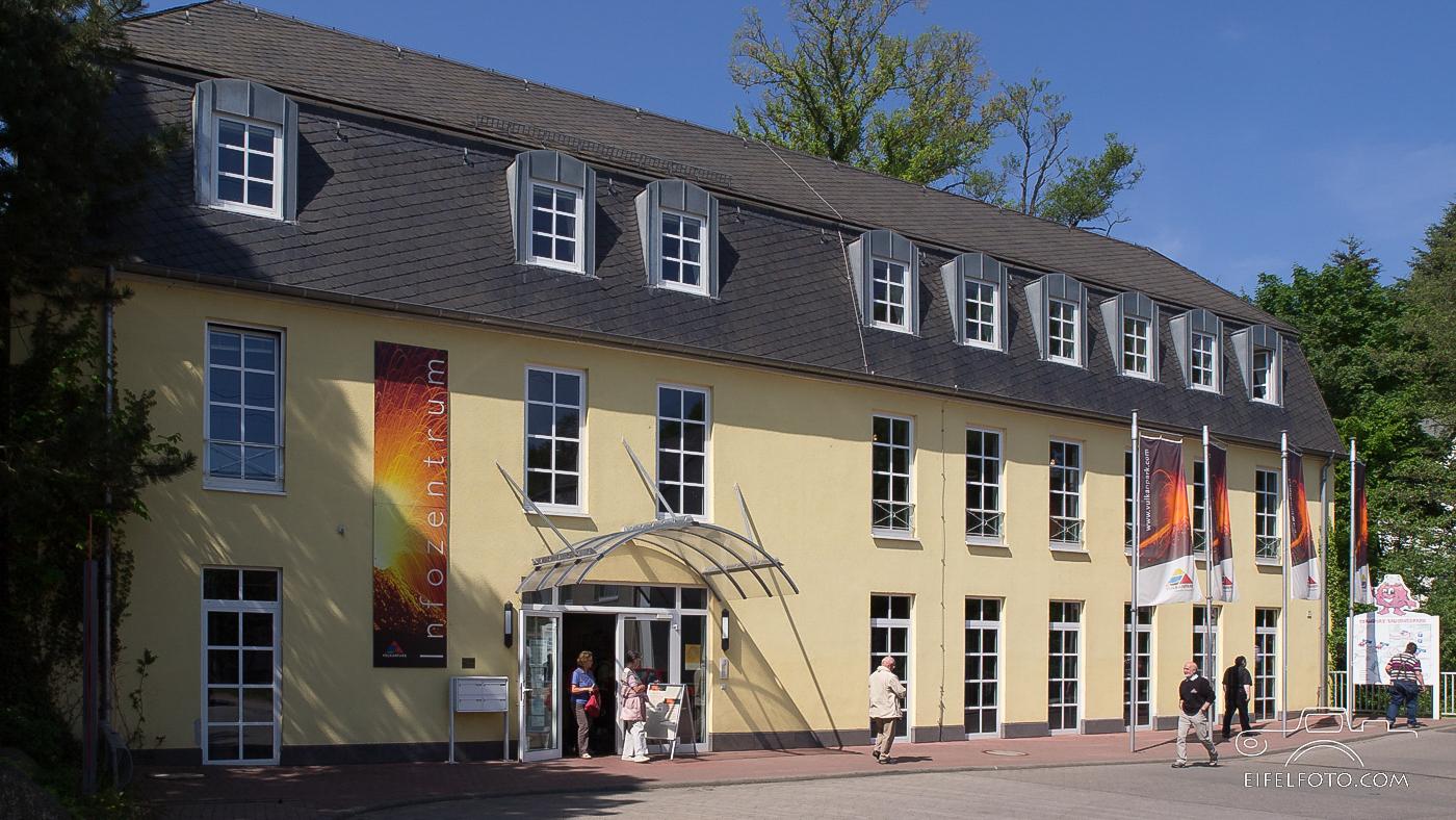 Vulkanpark Informationszentrum in Plaidt