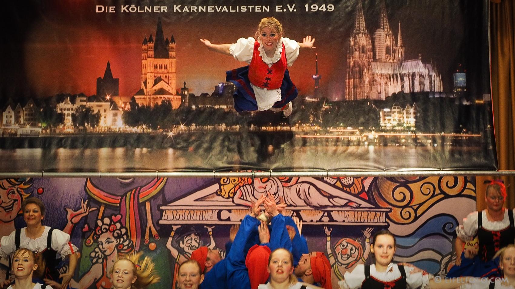 "Tanzgarde ""De Heinzelmänncher zo Kölle"""