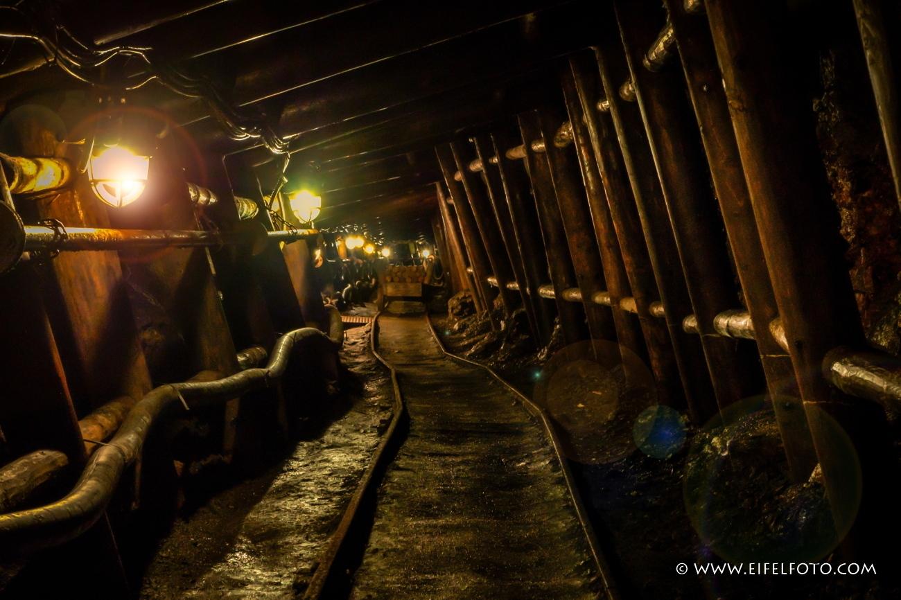 1000 Meter unter der Erde - Steinkohle-Energie