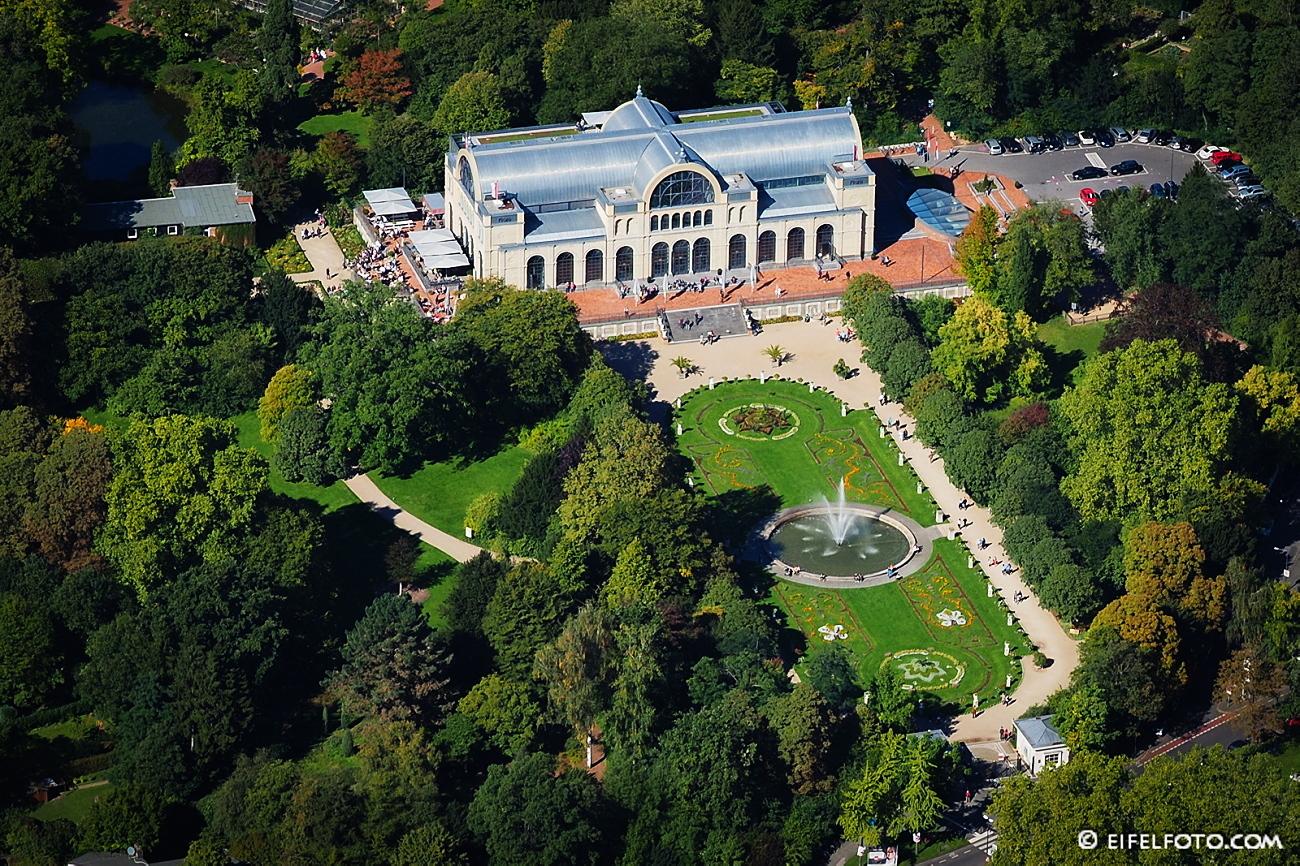 Botanischer Garten Köln - die Flora