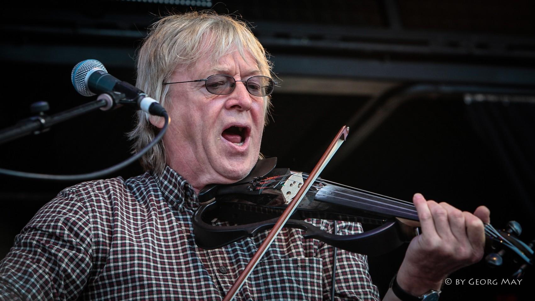 """Peter David """"Pete"""" Sage, Musiker von Santiano stammt aus Yorkshire in England"""