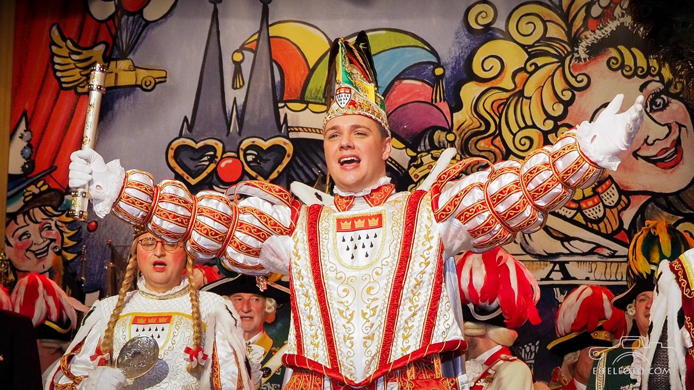 "Kölner Prinz Karneval 2018, ""Prinz Michael II.""  Michael Gerhold"