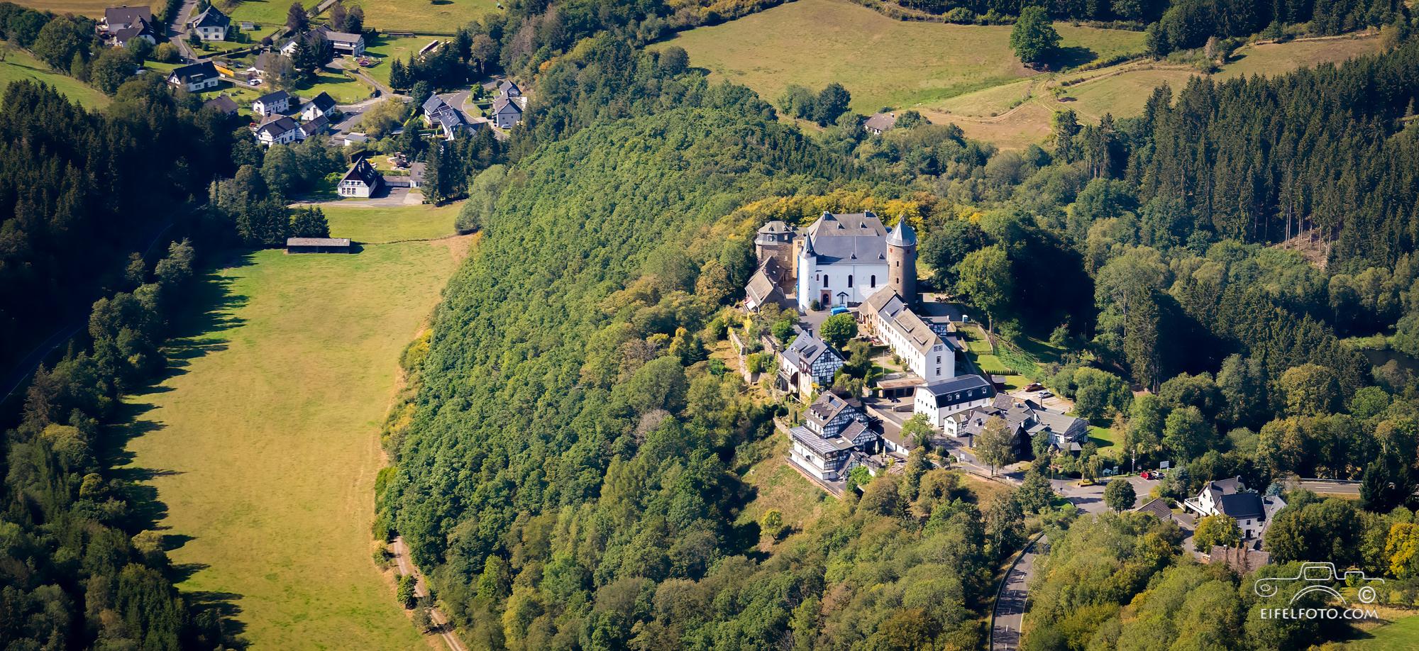 Wildenburg in der Eifel