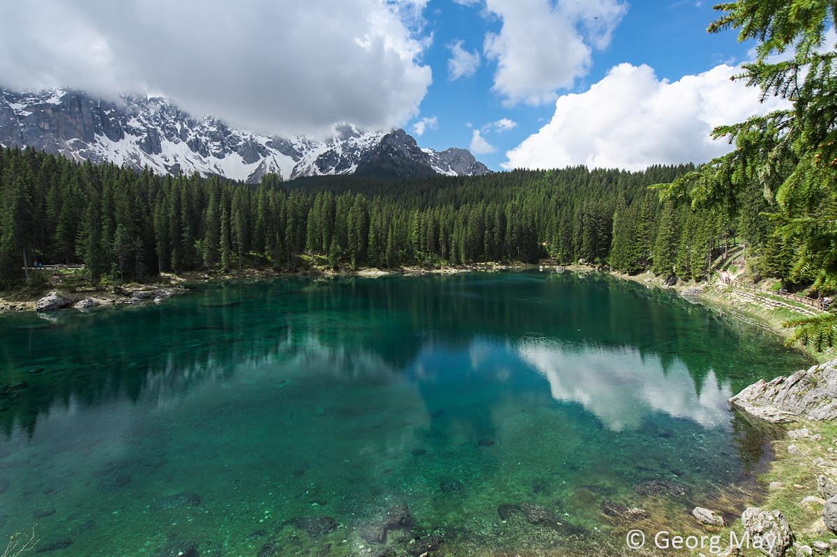 Karer See (Lago di Carezza)