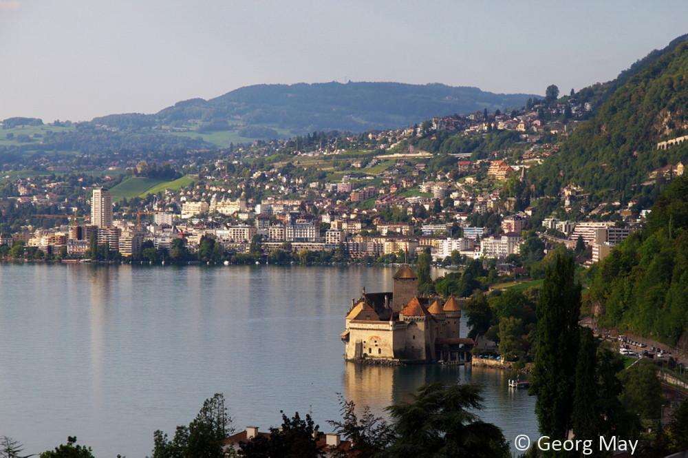 Montreux, Schweiz