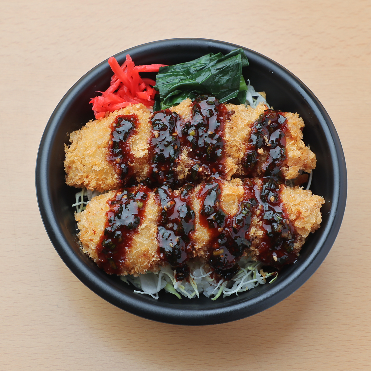 ⿃串カツ丼 580円