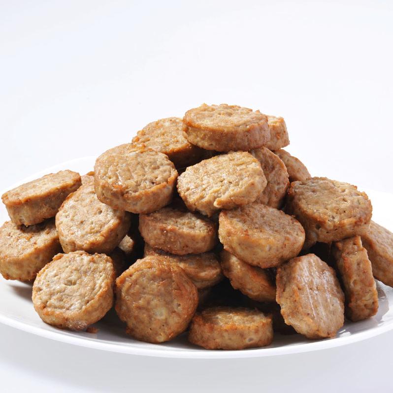 【冷凍】ミニハンバーグ 1kg(約50個) 国産鶏使用 お弁当用 698円