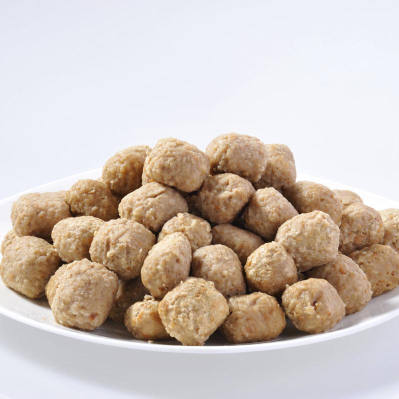 【冷凍】ミートボール(つくね 肉だんご)1kg 国産鶏使用 お弁当用 698円