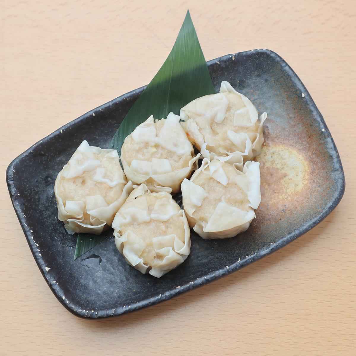 鳥益特製チキン焼売(5ヶ) 390円