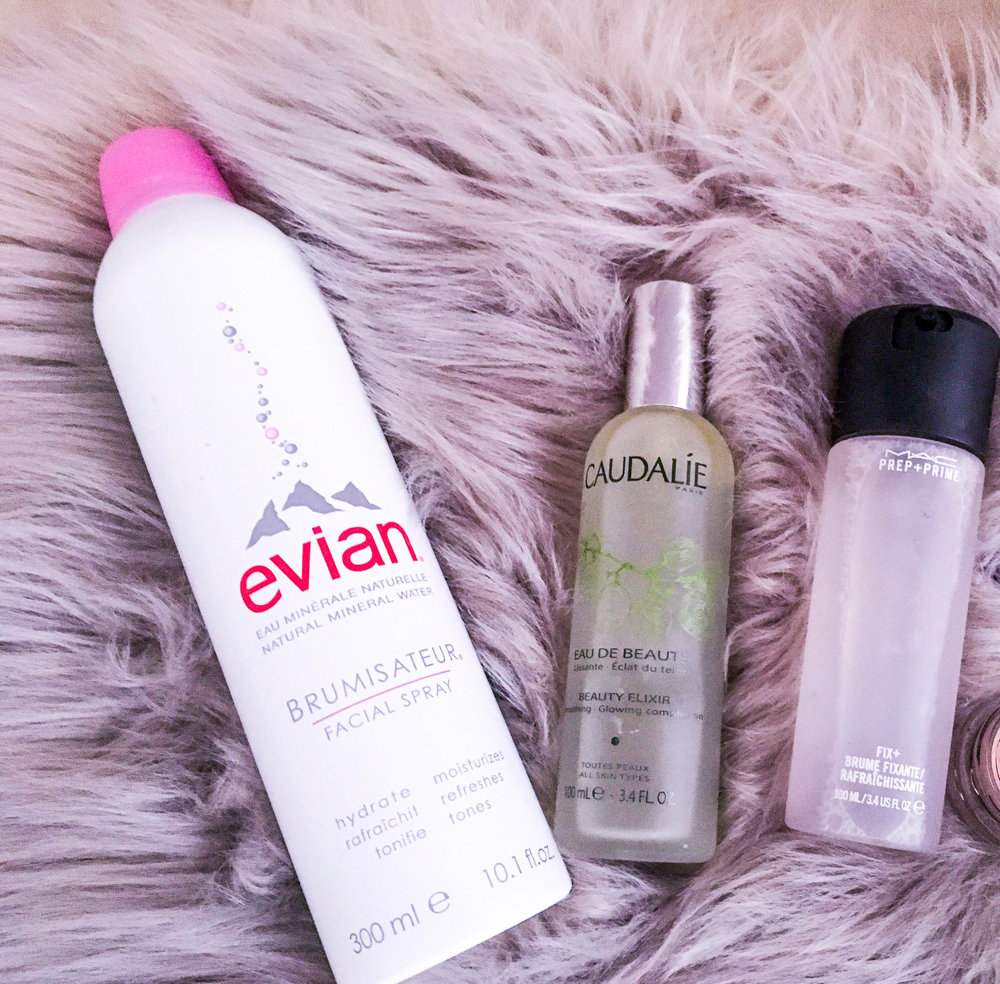 Ready Set Get Your Glow On This Summer Diamonds And Dames Beauty Evian Water Facial Spray 300 Ml You Might Be Saying Yeah Its In A Can But Wait Til Try It For Me My Way To Feel Pampered The Morning