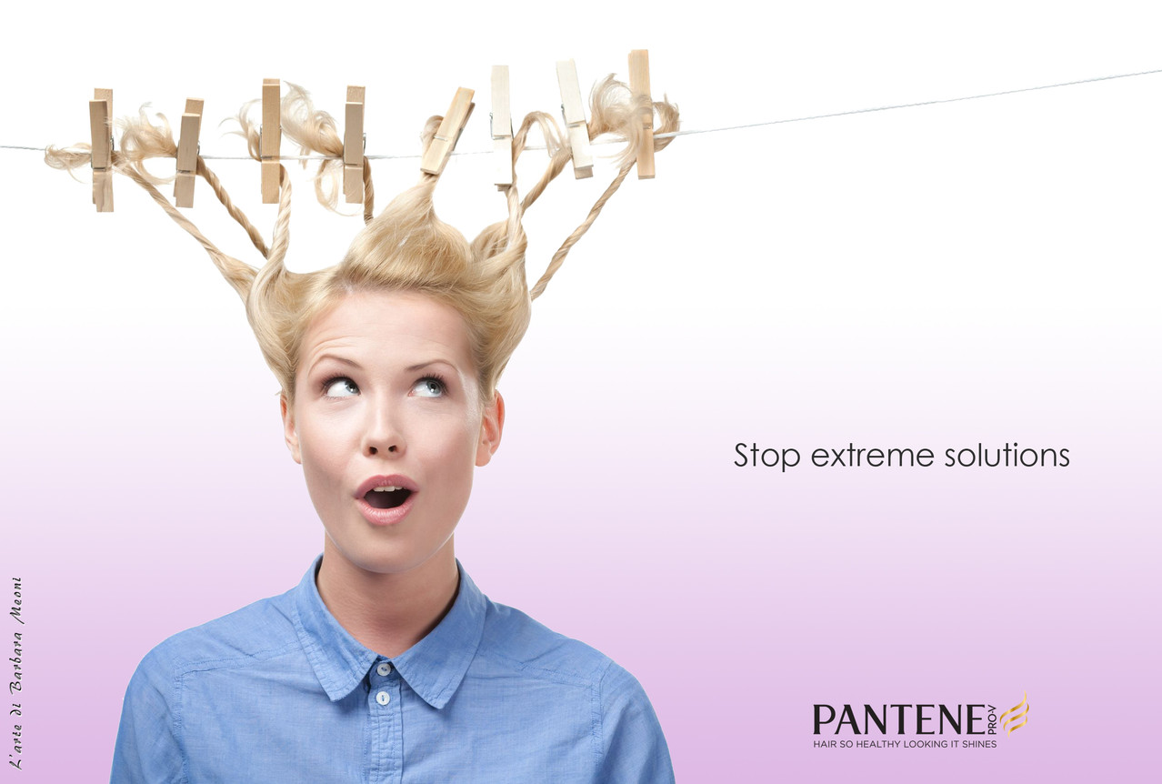 Contest Pantene