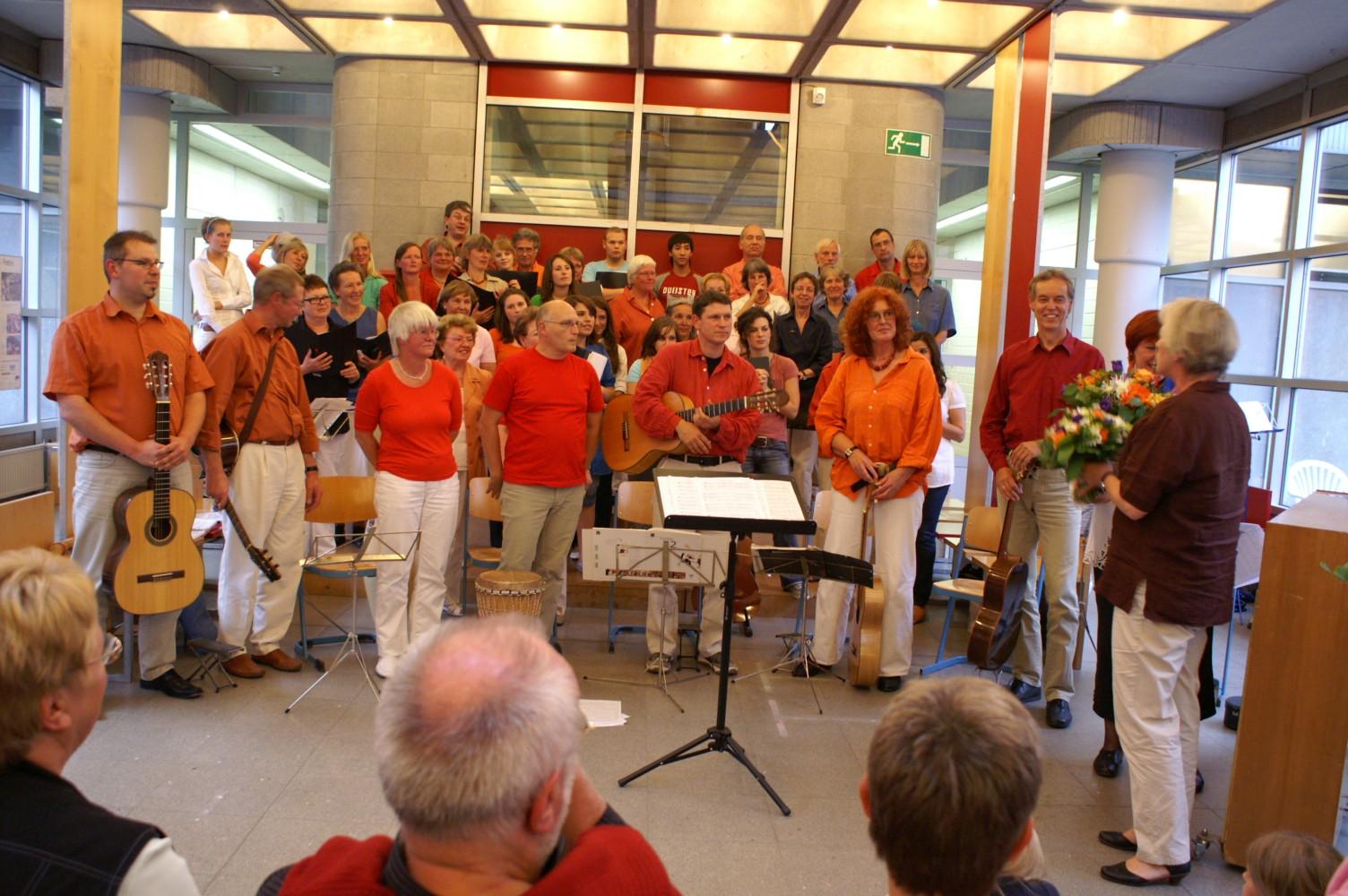 Konzert mit Choriander