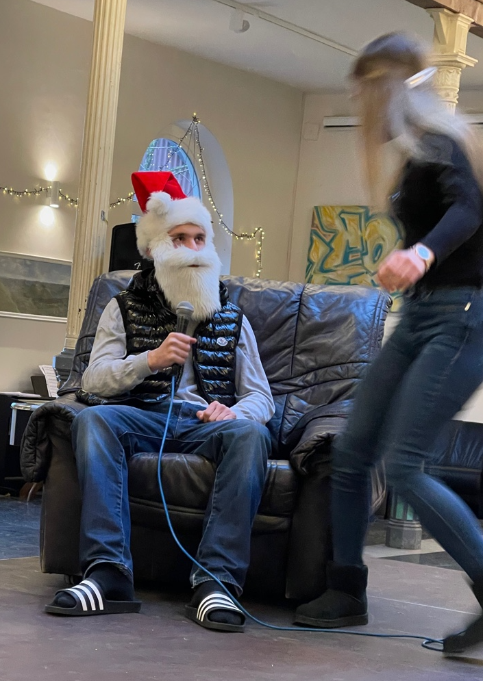 Nikolausfeier wird zum Dreikönigsfest!