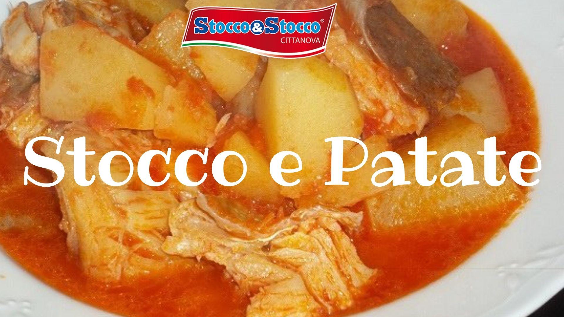 Stocco&Stocco e patate alla calabrese