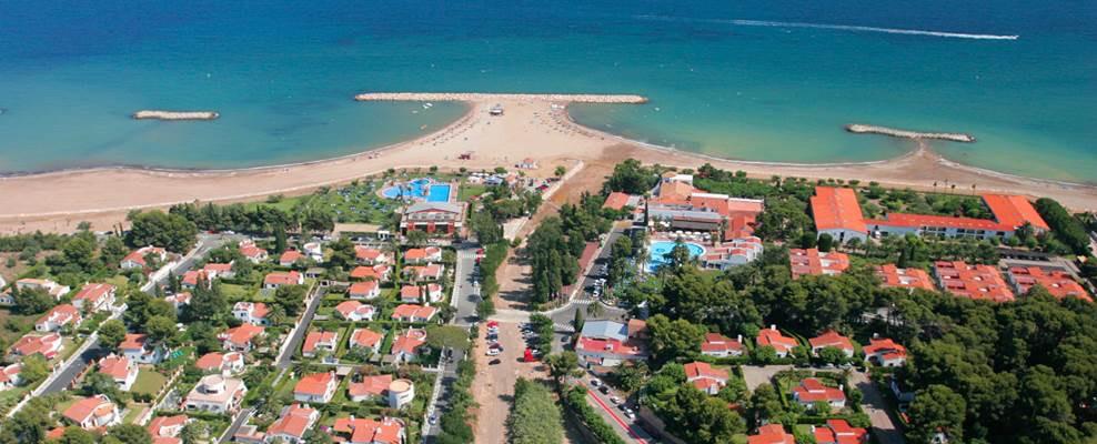 Bild: Ferienanlage Pueblo Eldorado Playa
