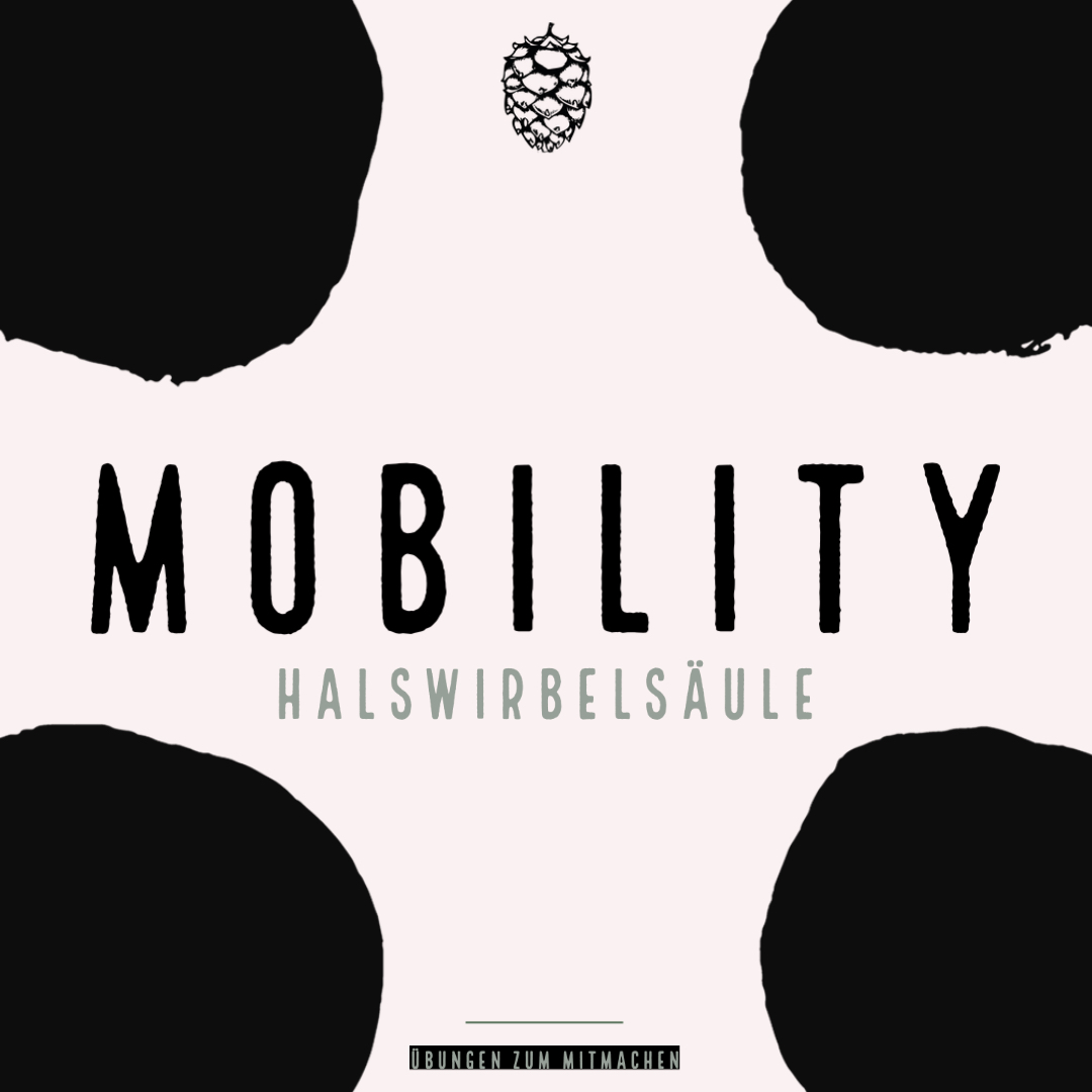 Mobilisation Halswirbelsäule