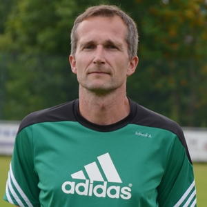 Ist heiß auf die neue Saison: DJK-Trainer Arnulf Schreck.